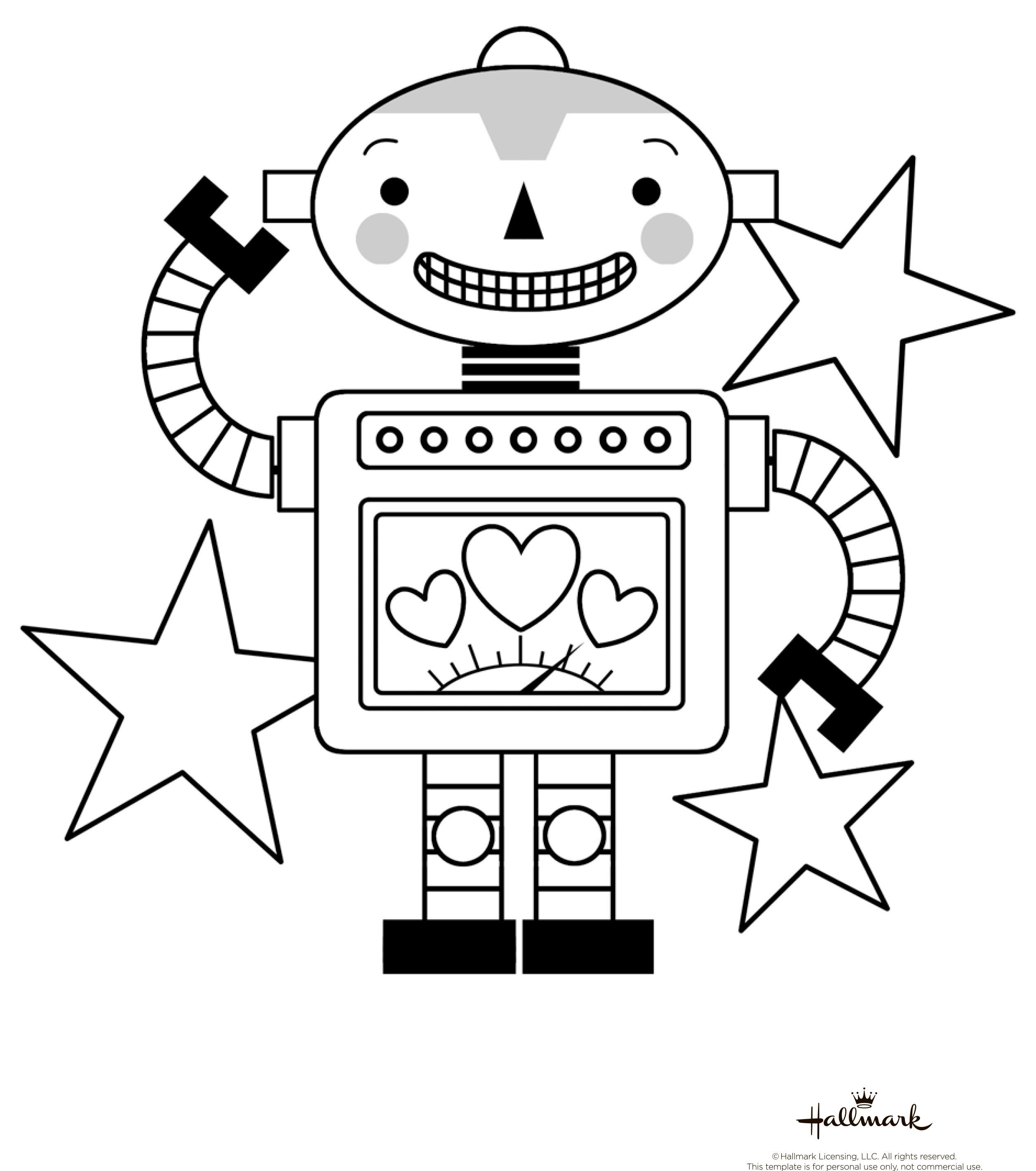 Закоханий робот