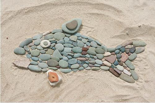 Фигура из камней своими руками 577