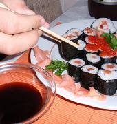 Японські суші вдома