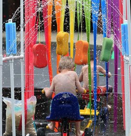 Літні розваги для дітей - 60 незвичайних ідей дитячого дозвілля