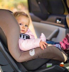 Вбережіть найдорожче, або правила перевезення дітей в автомобілі