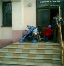 Сімейна амбулаторія по вул. Капушанській