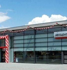 Автоцентр-Ужгород, автосалон Mitsubishi і автосервіс