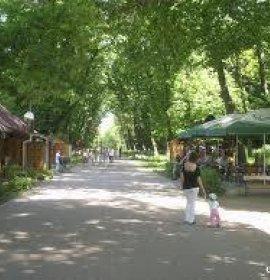 Боздоський, парк культури та відпочинку