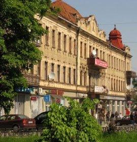 Ужгород, торговий центр