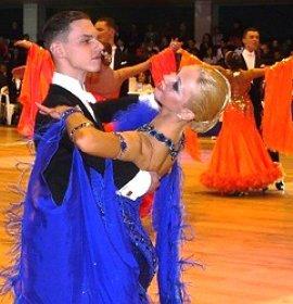 Школи спортивного танцю «Грація», «Глорія» та «Престиж»