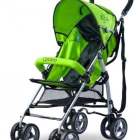 Більше комфорту для родини разом з коляскою-тростиною