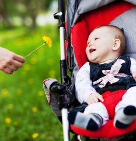 Дитячі коляски – поради для ідеального вибору