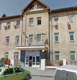 Закарпатська обласна клінічна лікарня, відділення гінекології