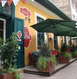 Палачінта, сімейне кафе