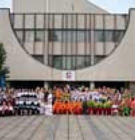 Спортивно-оздоровчий центр (школи спортивної та художньої гімнастики, клуб «Здоров'я»), Падіюн