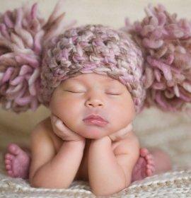 Чи є у світі щось солодше, ніж немовлята, що сплять? :)