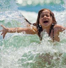 Сухе утоплення: прихована небезпека під час відпочинку на воді з дитиною