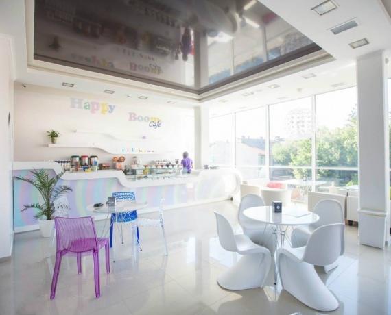 Happy Boom Cafe, дитячий розважальний центр, Ужгород
