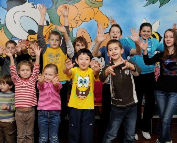"""Дитячий розвиваючий центр """"Зростайко"""", Ужгород"""