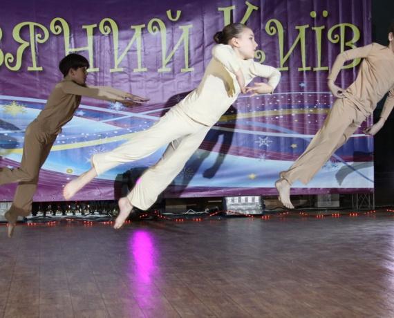 Танцювальна корпорація друзів, Падіюн Ужгород