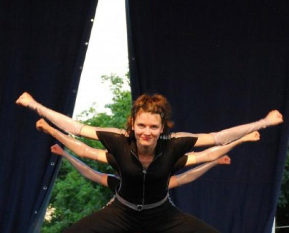 Бліц, студія сучасного танцю, Падіюн
