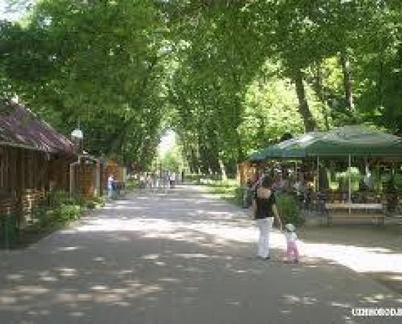 """Парк культури та відпочинку """"Боздоський"""" Ужгород"""
