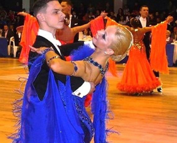Грація, клуб спортивного танцю Ужгород