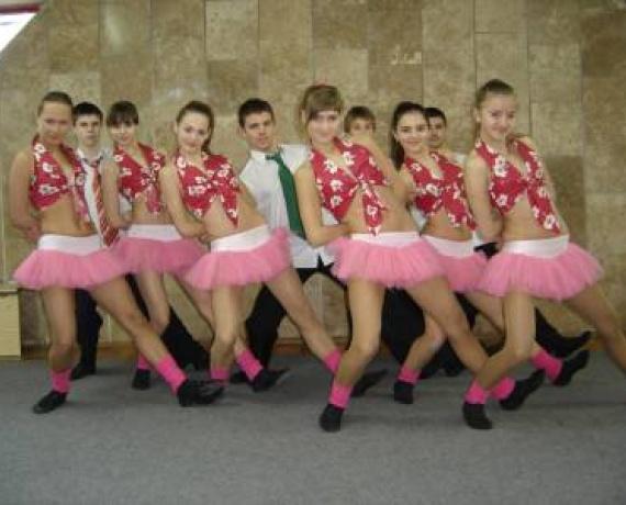 Вікторія, спортивно-хореографічна студія Ужгород