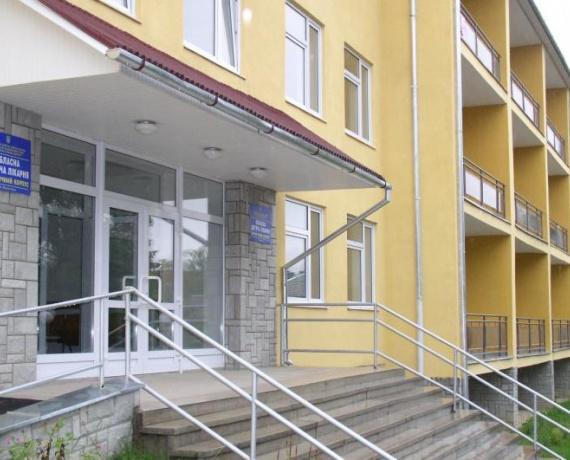Центр реабілітації дітей з органічними ураженнями нервової системи «Росинка»