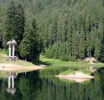 Озеро Синевир на Закарпатті