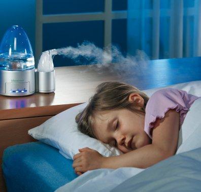 дитячий зволожувач повітря