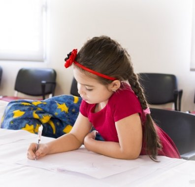 Дитяче письмо