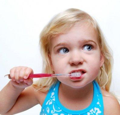 догляд за зубами