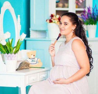 Косметика зазвичай токсична для вагітних