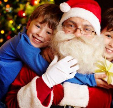 Діти вірять в Діда мороза