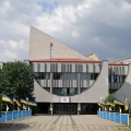 Падіюн, Ужгород, фасад