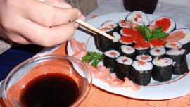 Домашні суші